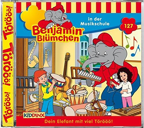 Benjamin Blümchen (127) In der Musikschule (Kiddinx)