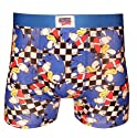 NEW! Sonic the Hedgehog Boxer Blue Boxer