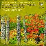 新ウィーン楽派の弦楽四重奏曲集(4枚組)