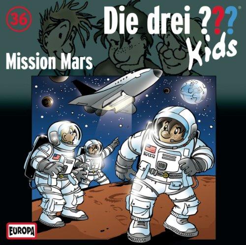 Die drei ??? Kids (36) Mission Mars (Europa)
