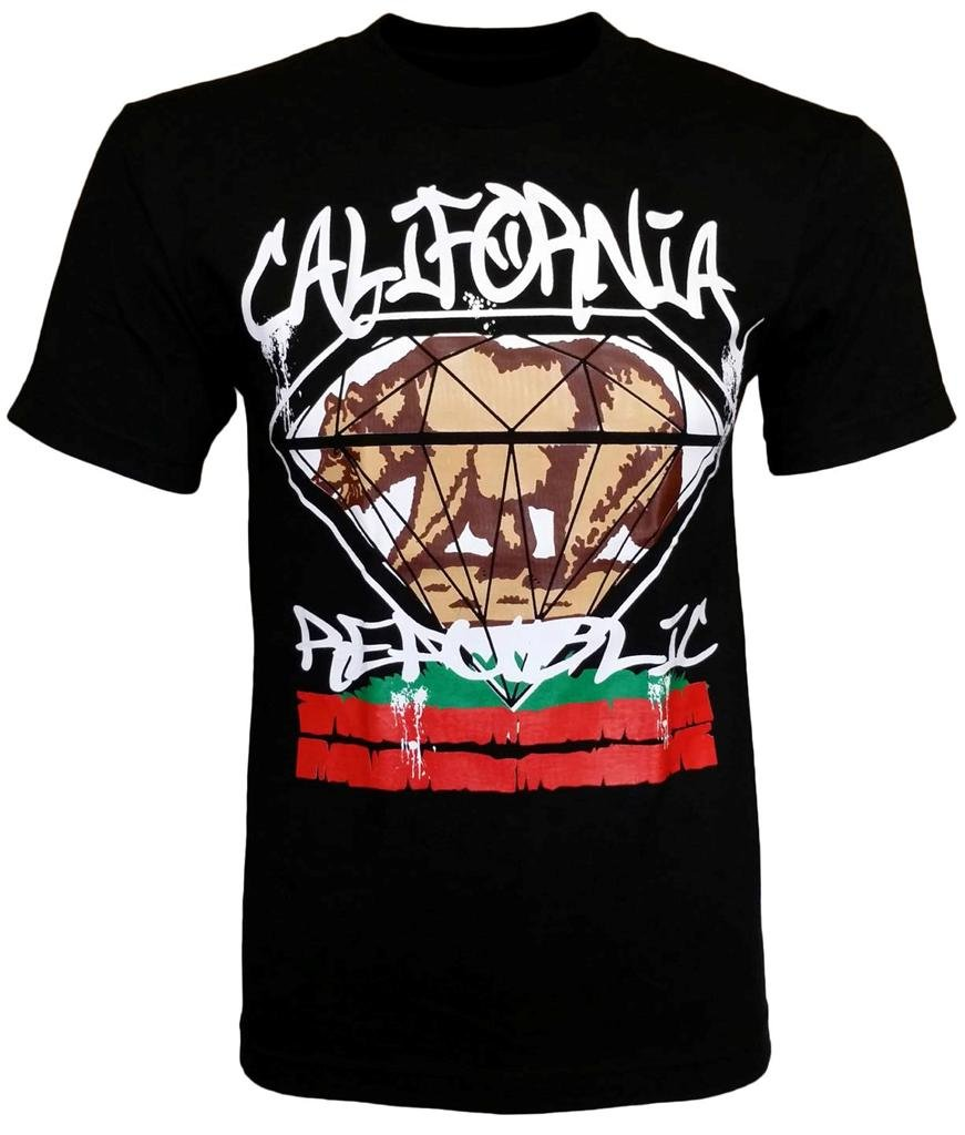 California Republic Men's T-Shirt