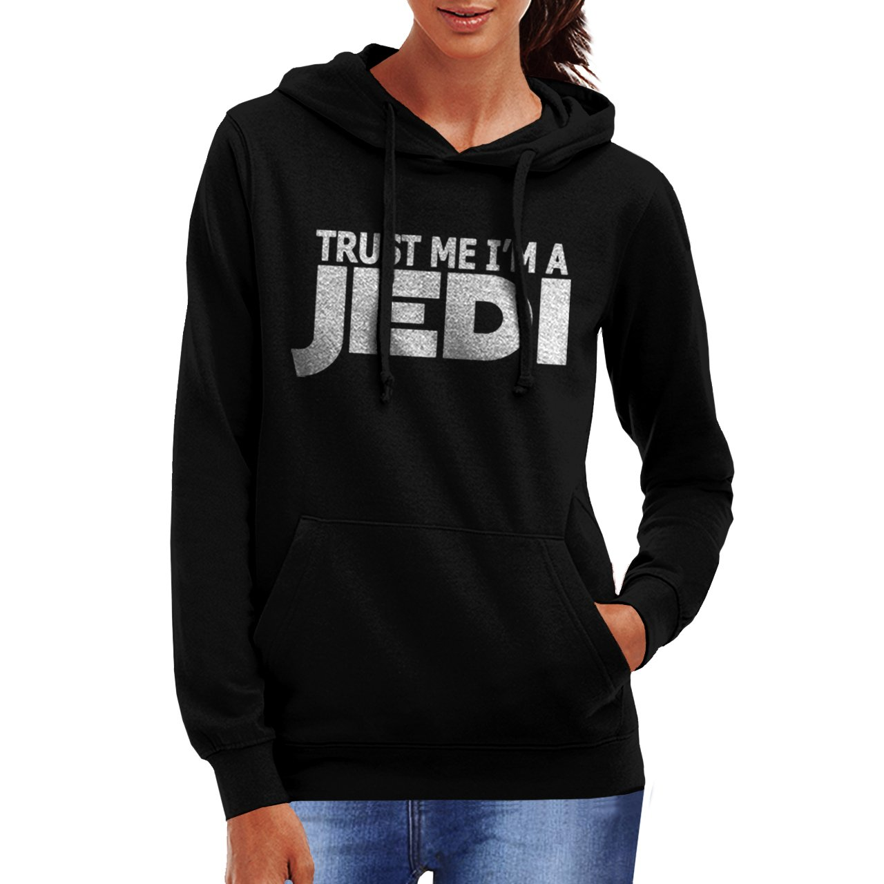 Trust Me I'm Jedi Star Wars Women Hoodie New Unique S-2XL