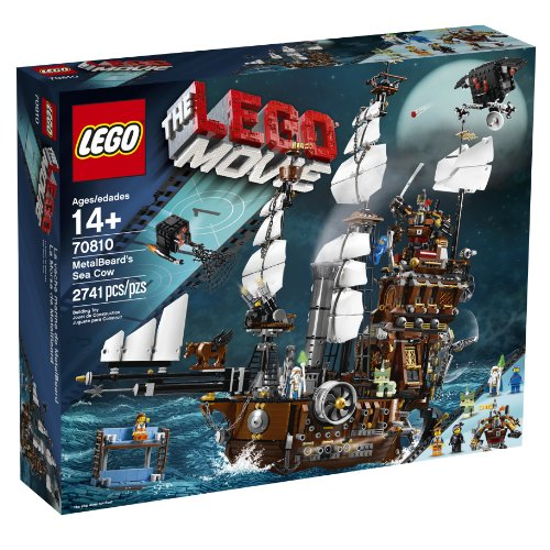 lego movie 70810 metal beard,s sea cow,video review,discontinued,manufacturer,(VIDEO Review) LEGO Movie 70810 Metal Beard's Sea Cow (Discontinued by manufacturer),