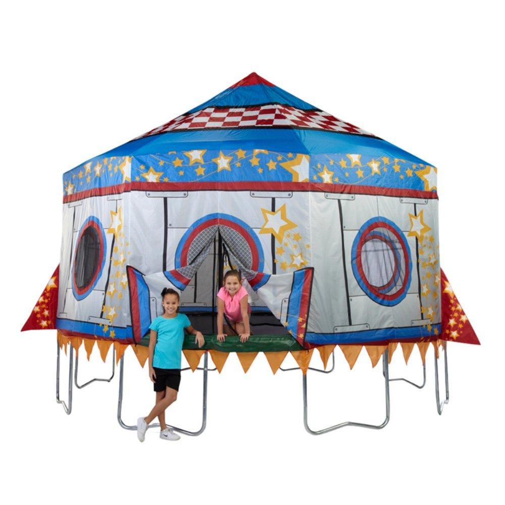 Bazoongi Jump King Rocket Trampoline Tent