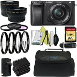 Sony-Alpha-a6300-Mirrorless-Digital-Camera-Accessory-Kits-International-Version