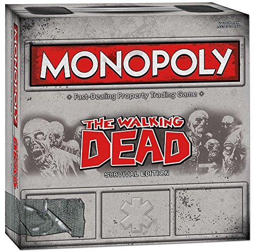 Monopoly: The Walking Dead (Survival Edition)