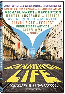 """Cover of """"Examined Life"""""""