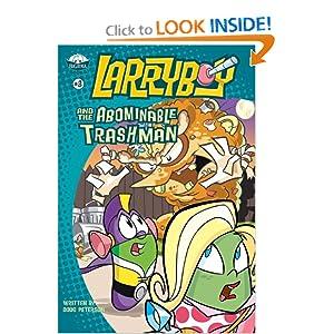 LarryBoy and the Abominable Trashman! (Big Idea Books / LarryBoy)