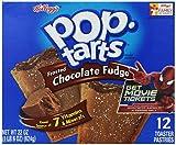 Kellogg's Pop-Tarts Frosted Chocolate Fudge, 12 ct, 22 oz