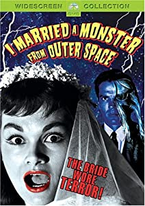 """Cover of """"I Married a Monster From Outer ..."""