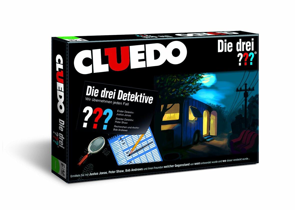 Cluedo - Die drei ??? - Edition