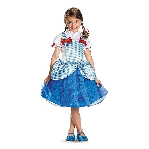 Disguise 84087L Kansas Cutie Costume, Small (4-6x)