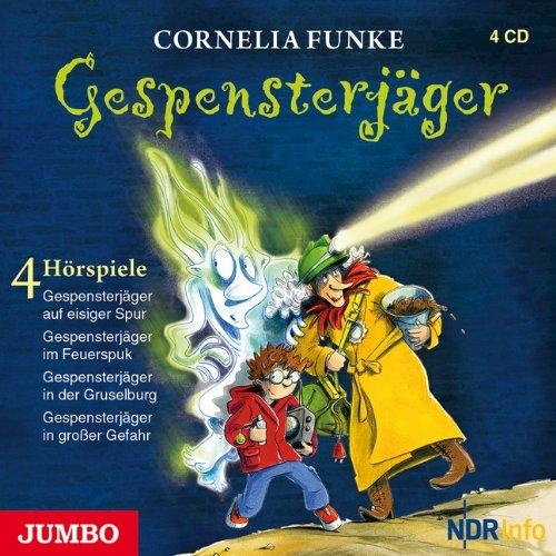 Cornelia Funke - Gespensterjäger (Box) (Jumbo)