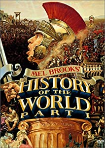 "Cover of ""Mel Brooks' History of the Worl..."