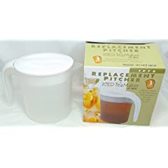 Mr. Coffee 3 quart TP70 Tea Maker Replacement Pitcher for TM70