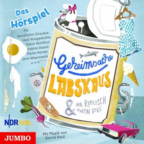 Martin Verg / Ina Rometsch - Geheimsache Labskaus (Jumbo)