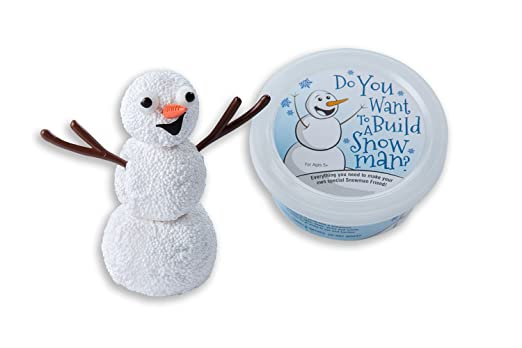 """Kangaroo's """"Do You Want to Build a Snowman"""", 3-Pack"""