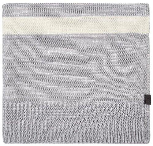 edc by ESPRIT Herren Schal 106CA2Q006, Grau (Grey 030), One size