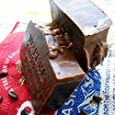 100 % Pure Brazilian Coffee Scrub Soap with Cocoa Butter -Coffee Bar Soap-With A Hint Of Pure Cinnamon Oil