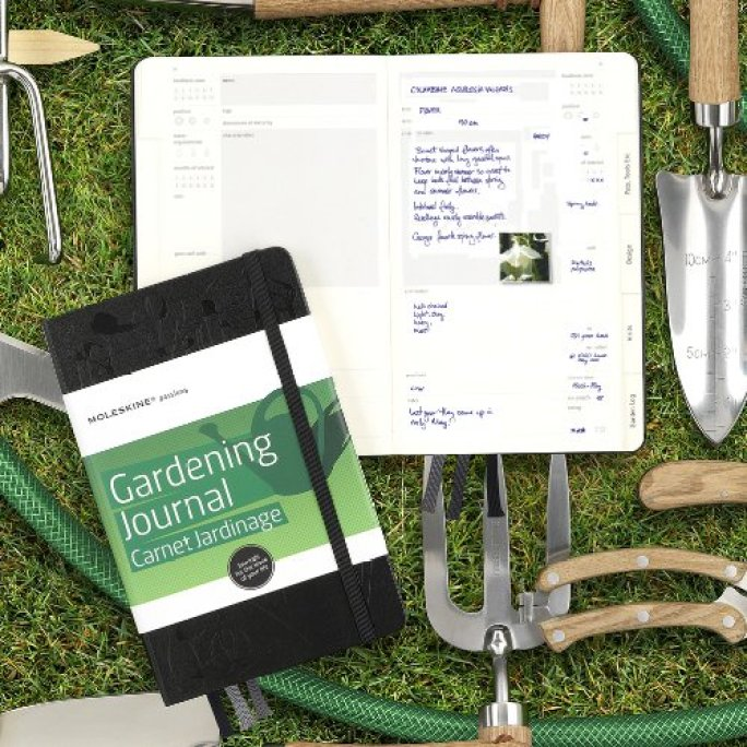 Start a New Year with a Garden Journal