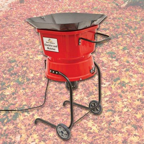 Vacuum Mulcher Chipper