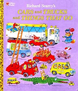 "Cover of ""Cars and Trucks and Things That..."