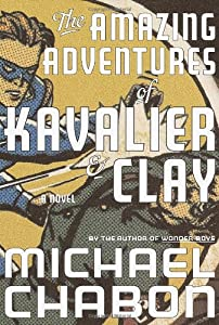 "Cover of ""The Amazing Adventures of Kaval..."