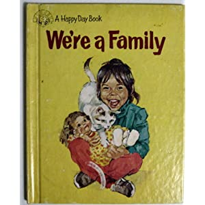 We're a Family/3490 (Happy Day Books)