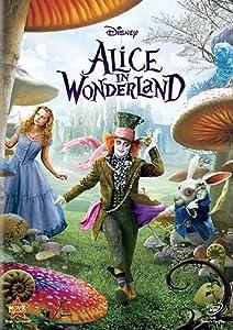 """Cover of """"Alice in Wonderland"""""""