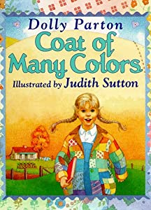 """Cover of """"Coat of Many Colors"""""""
