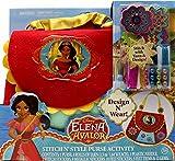 Disney Elena Stitch N Style Purse