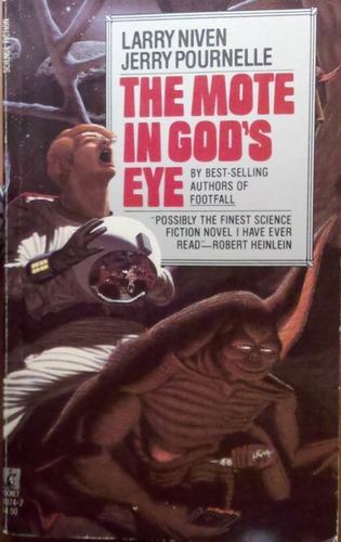 Image result for Mote in God's eye ship