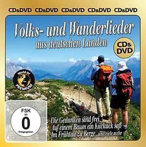 Volks Wanderlieder Aus Deutschen Landen Various