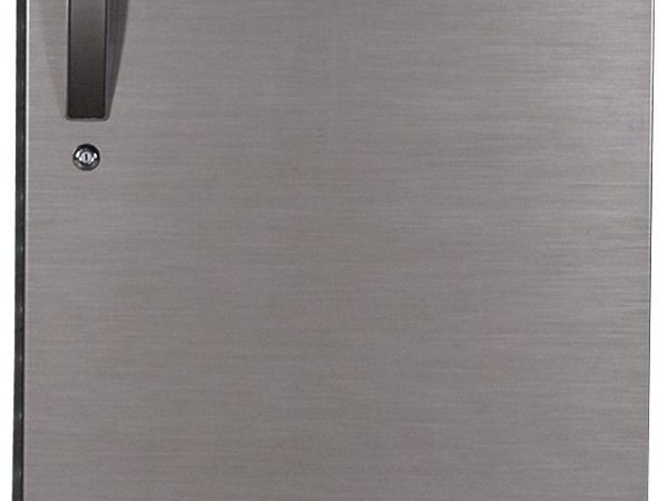 Haier 1954BS-R Direct-cool Single-door Refrigerator (195 Ltrs, 4 Star Rating, Brushed Silver)