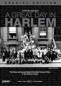 "Cover of ""A Great Day in Harlem"""