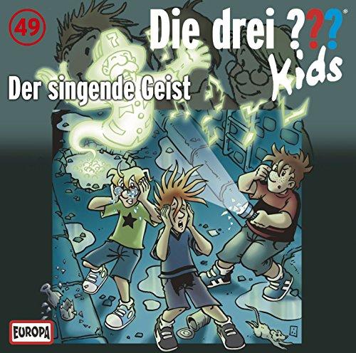 die drei ??? kids (49) Der singende Geist - Europa 2016