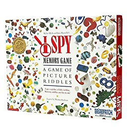 Product Image I Spy Memory Game