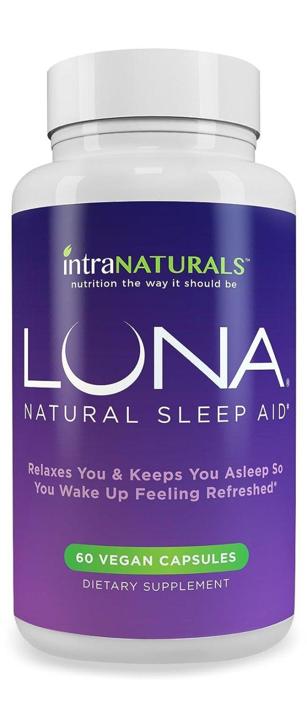 LUNA   #1 Sleep Aid on Amazon   Naturally Sourced ...