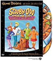 Scooby Doo Season 1 and 2