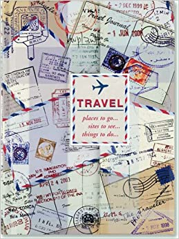 Travel Journal Notebook Diary Compact Journal Series