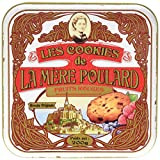 La Mere Poulard - Red Berries Cookies From France - Galettes aux Fruits Rouges, Gift tin 7oz
