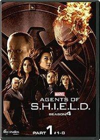 エージェント・オブ・シールド4 -MARVEL'S AGENTS OF S.H.I.E.L.D.-
