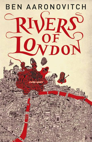 Original Rivers of London book cover