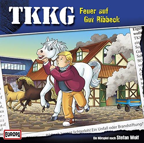 TKKG (192) Feuer auf Gut Ribbek - Europa 2015