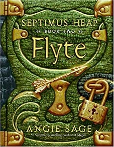 "Cover of ""Flyte (Septimus Heap, Book 2)"""