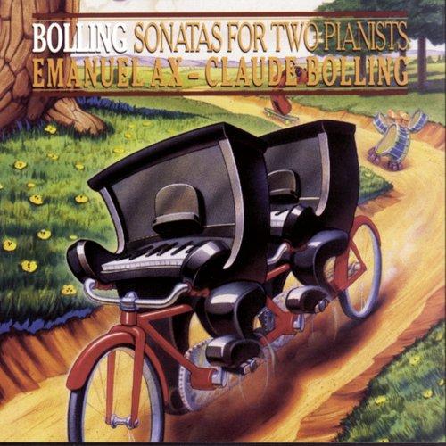 capa de CD - Claude Bolling