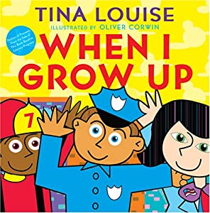 "Cover of ""When I Grow Up"""