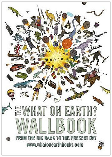 The What On Earth Wallbook