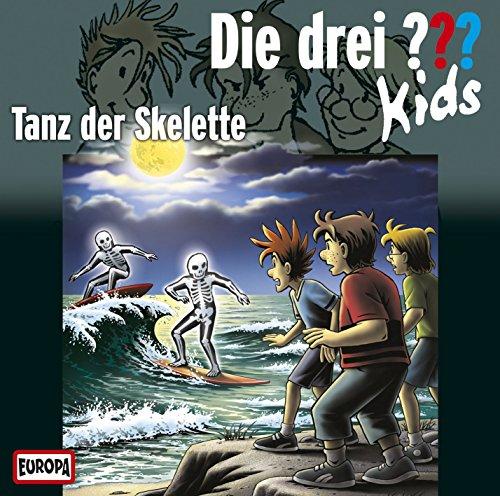 die drei ??? kids (48) Tanz der Skelette - Europa 2016