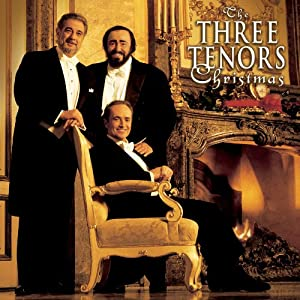 "Cover of ""The Three Tenors Christmas"""